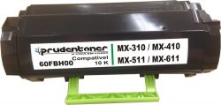 Toner Lexmark 60FBH00 compativel  preto