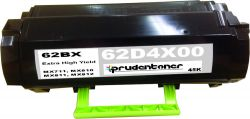 Toner Lexmark 62D4X00 compativel  preto