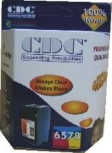 Cartucho de Tinta Cdc 6578A Color Compativel p- 920c   920cxi   930c   932c   935c   940c   940cvr