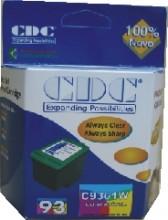 cartucho de Tinta CDC 9361 (93) COLORIDO HP Deskjet 5440 | 5420V | 5440V | 5440XI | 5442