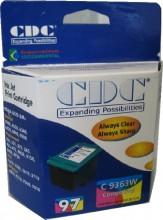 Cartucho de Tinta CDC C9363W (97) COLOR compatível p- 5940 | 6520 | 6540 | 6620 | 6840 | 325 | 335