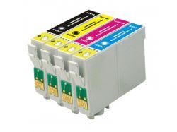 Cartucho de Tinta Epson CDC TO631 / 632 / 633 / 634  Compativel p- Stylus C67 | C87 | CX3700 | CX4100 | CX4700.