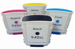 CDC 940XL C4906AB (preto) | C4907AB (ciano) | C4908AB (magenta) | C4909AB (amarelo)