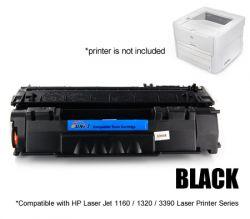 Toner Q5949A Compatível p- HP 1320 | 1160 | 3390 | 3392