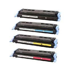 Cartucho de Toner COMPATÍVEL Q6000A / Q6001 / Q6002 / Q6003  p- HP 2600 | 2600N | 2605DN | CM 1015 | CM 1017