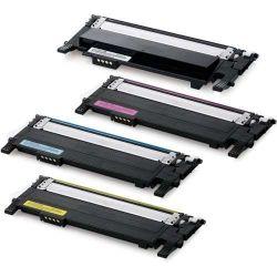 Toner Samsung CLT-406S | CLP365W CLP365 CLP360 CLX3305 C460W C460FW C410W | Compatível 1k
